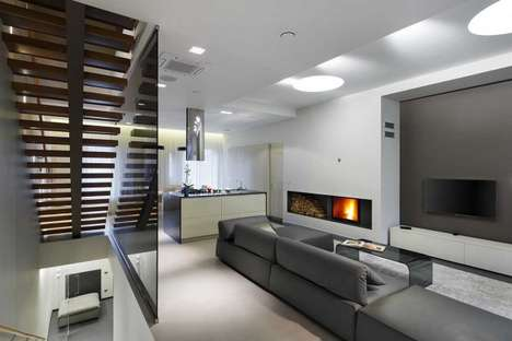 Metamorphosed Modern Apartments
