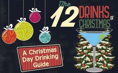 Christmas Cocktail Guides
