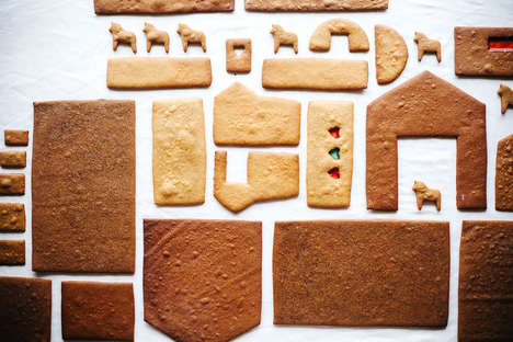 Architectural Cookie Recipes