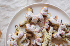 Festive Fruit Cookies - The Food52 Buccellati Post Mixes Natural Ingredients with Sicilian Flavors
