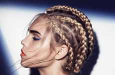 Artfully Braided Editorials