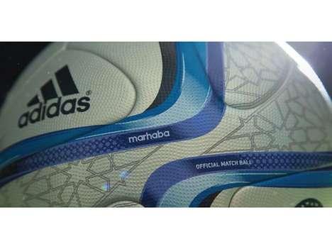 Afro-Centric Soccer Balls