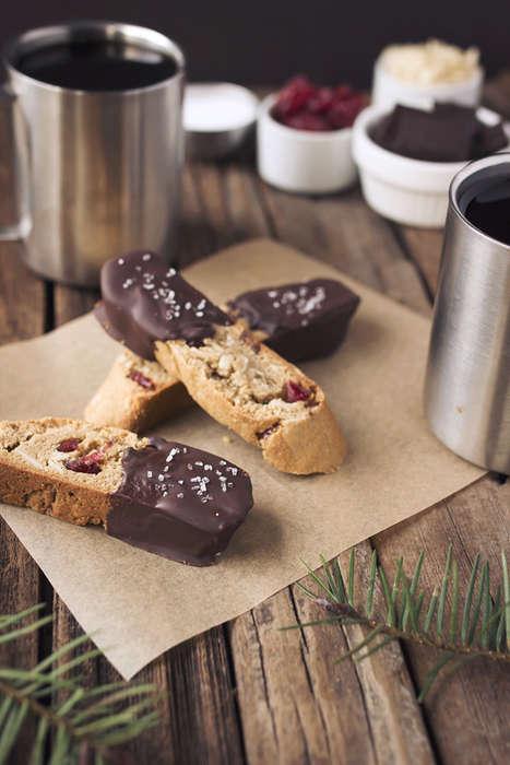 Grain-Free Crunchy Cookies