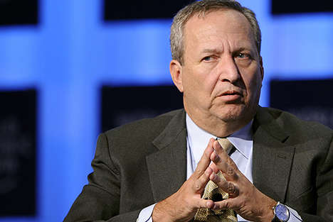 Larry Summers Keynote Speaker