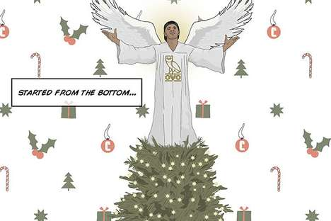 Rapper Holiday Greetings