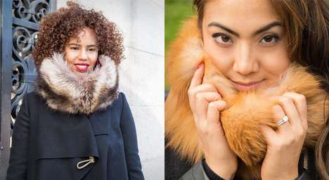 Roadkill Re-Purposing Fashion - Cruelty-Free Company Petite Mort Fur Sources Its Fur From Roadkill