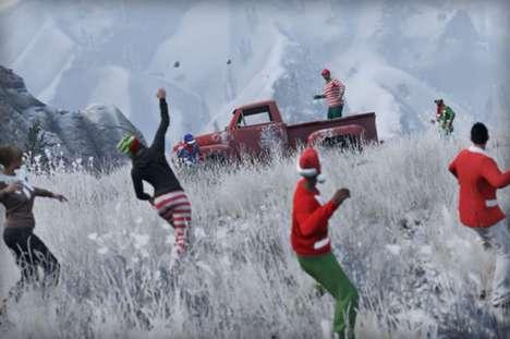 Festive Video Game Updates