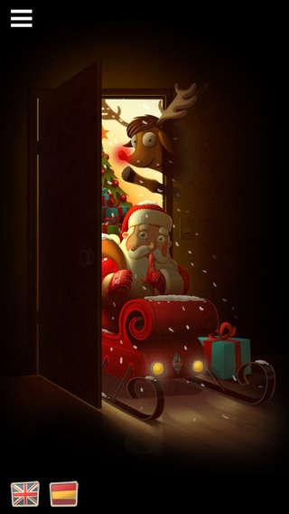 Santa Simulation Apps
