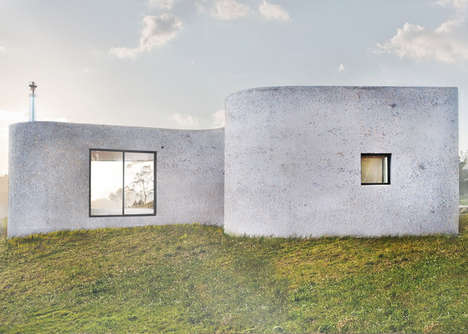 Clover-Shaped Abodes