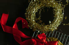Edible Holiday Wreaths - The Fork to Belly Matcha Bread Recipe Plays Up on Christmas Themes