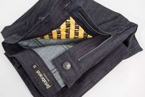 RFID-Blocking Denim
