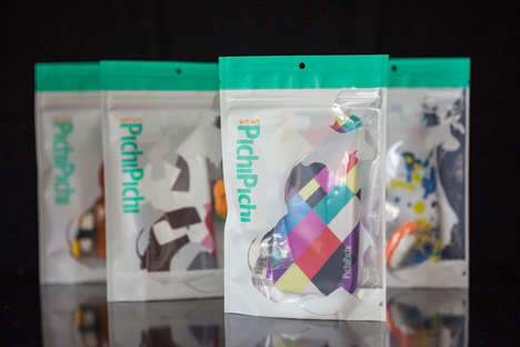 Phone Pouch Packaging