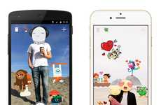 Sticker Messenger Apps - Facebook Released the Stickered App to Embellish Photos With