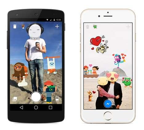 Sticker Messenger Apps