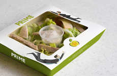Dynamic Food Packaging