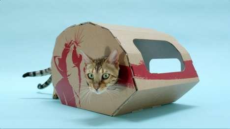 Sustainable Feline Homes