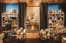 Cozy Pop-Up Shops - Target Curates a Festive Holiday Pop-Up Shop with STORY