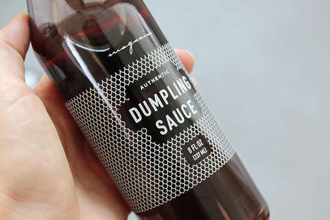 Simplistic Bottle Branding