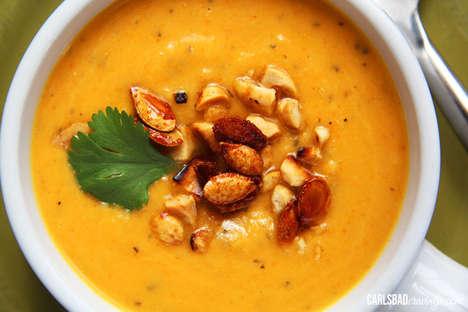 Thai Squash Soups