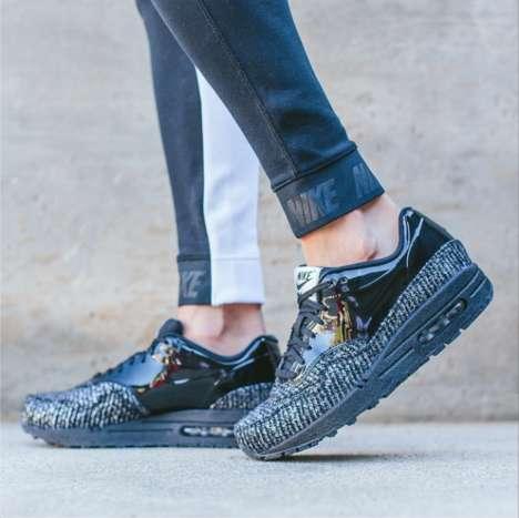 Woolen Sport Sneakers