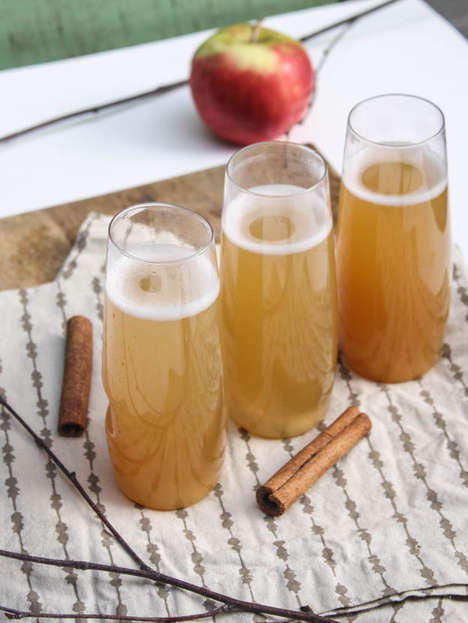 Christmas Champagne Ciders