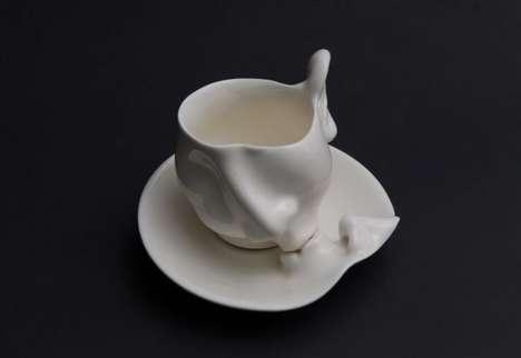 Kissing Tea Cups