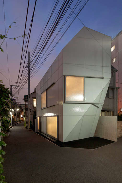Glass-Wrapped Residences