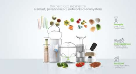 Experiential Cookware Devices - Koz Susani Design Offers a Revolutionary Cookware System