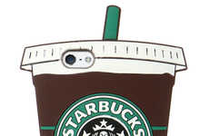 Franchise-Obsessed Tech Accessories - This Coffee IPhone Case Celebrates Starbucks Fandom
