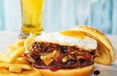 Hangover Curing Burgers - This Hangover Food Can be Ordered at Red Robins for a Limited Time