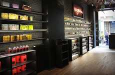 Debranded Fragrance Shops - This Italian Perfume Store Sells Stock Based on the Way They Smell