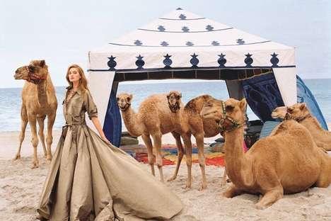 Upscale Camel Campaigns