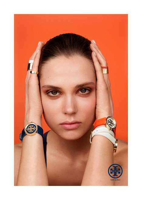 Layered Timepiece Campaigns