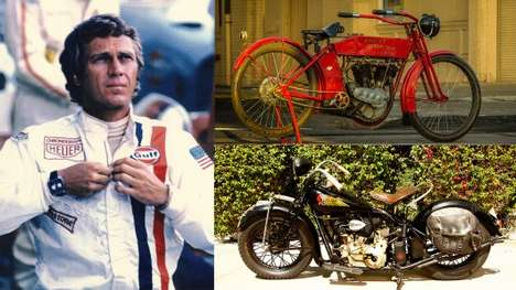 Legendary Motorcycle Auctions