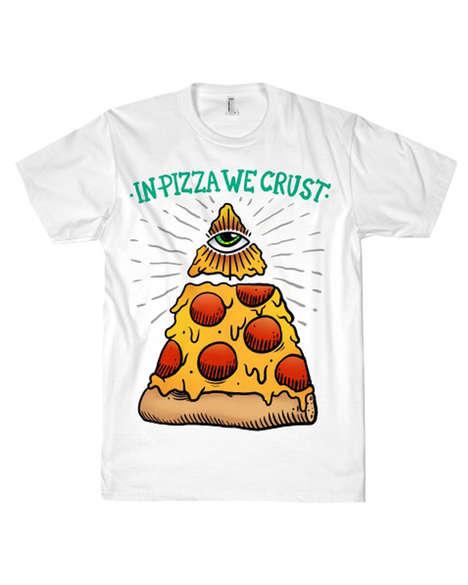 Fast Food Illuminati Apparel