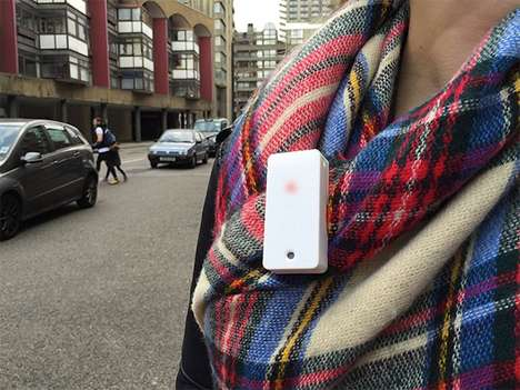 Wearable Air Quality Monitors