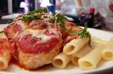 Imitation Italian Chicken - Gardein's Mock Chicken Filets Channel Classic Italian Flavors
