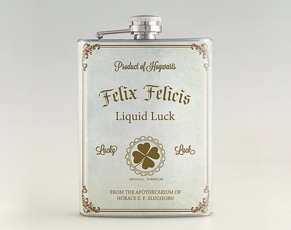 Magical Potion Flasks