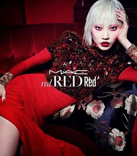 Crimson Cosmetic Campaigns