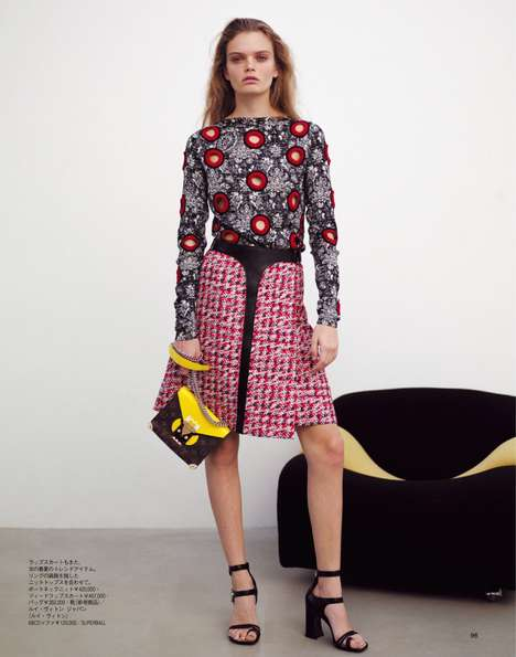 Perfectly Patterned Editorials