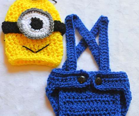 Crochet Minion Costumes