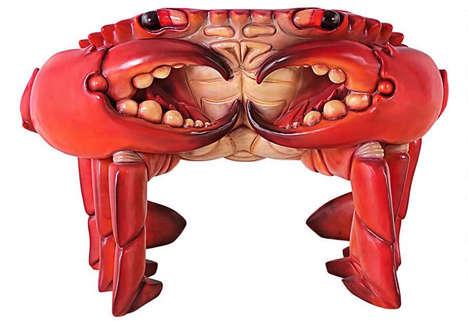 Creepy Crustacean Seating