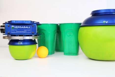 Beer Pong Robots