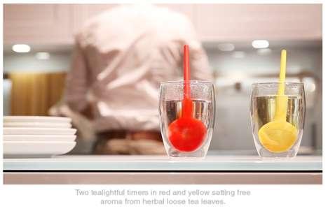 Hi-Tech Tea Timers