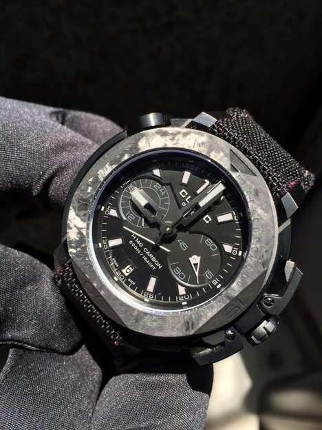 Carbon Fiber Dive Watches