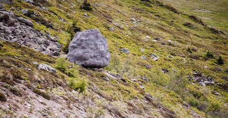 Rock-Resembling Mountain Retreats