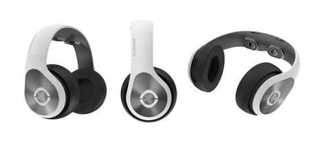 VR Headset Headphones