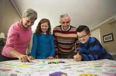 Artful Coloring Cloths - 'The Coloring Table' Drawing Table Cloth Preserves Special Moments