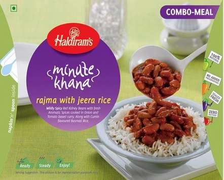 Microwaveable Bean Curries