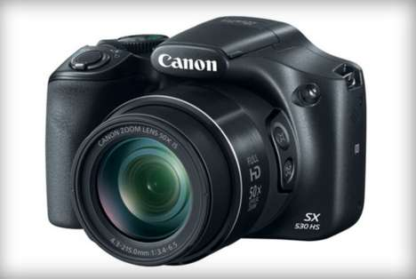 Connected DSLR Cameras